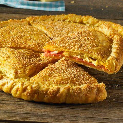 Πίτσα Σκεπαστή