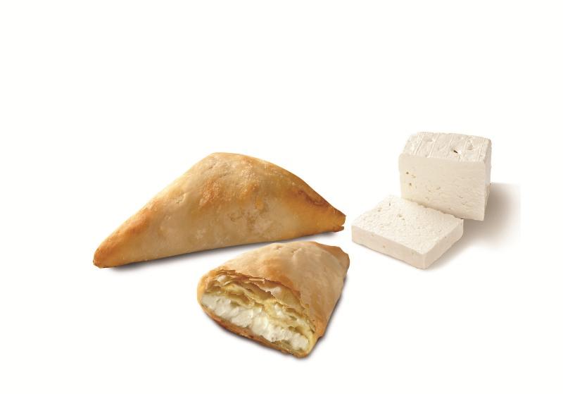 Τρίγωνα Πιτάκια Τυρί